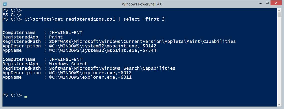 Practical PowerShell Part 4: Output Formatting -- Microsoft