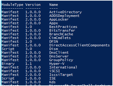 How To Design A Powershell Module Microsoft Certified Professional Magazine Online