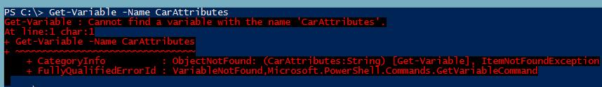 How To Test Variables in PowerShell -- Microsoft Certified