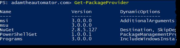 Automating Software Downloads with PowerShell -- Microsoft