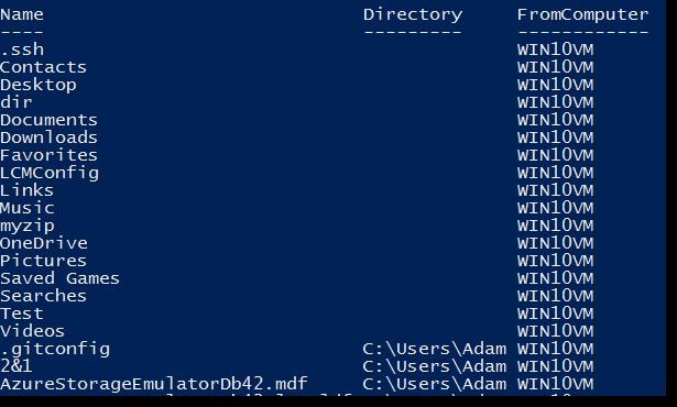 Using PowerShell's Calculated Properties -- Microsoft
